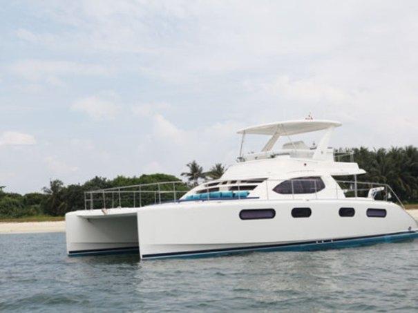 Mikanna Yacht
