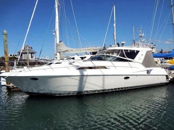 Sevens Yacht