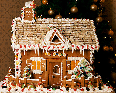 Venuerific-Singapore-event-venue-place-christmas-party-Santa-Ginger-Bread-house
