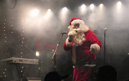 Venuerific-Singapore-event-venue-place-christmas-party-Santa-Singing