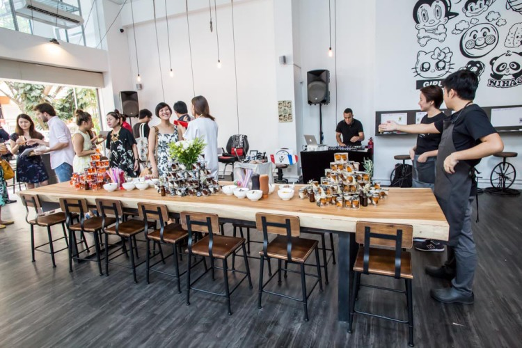 Celebrate at The Refinery