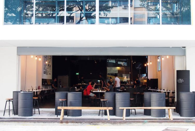 Refinery Cafe Singapore - Events Venue