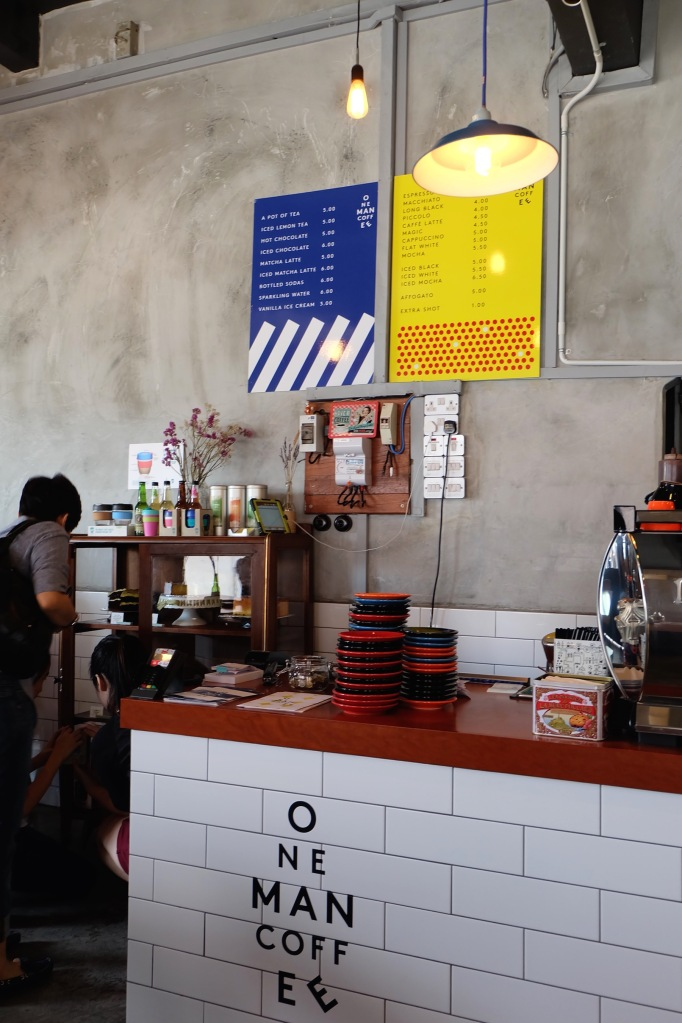 brunch cafe with industrial vibe in singapore