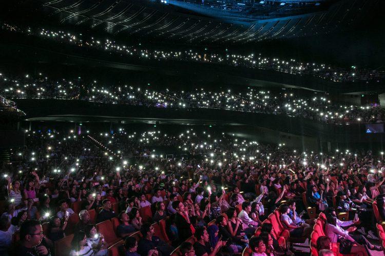 Yiruma Concert at the Star Theatre