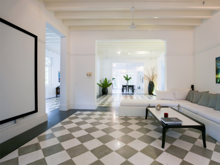 Romantic-restaurant-venuerific-blog-black-and-white-estate-chess-floor