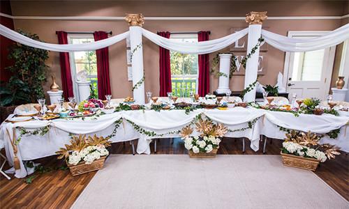 Unique-themed-parties-venuerific-blog-egyptian-white-floral