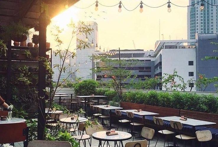 Bridal-shower-venuerific-blog-haus-rooftop-sunset