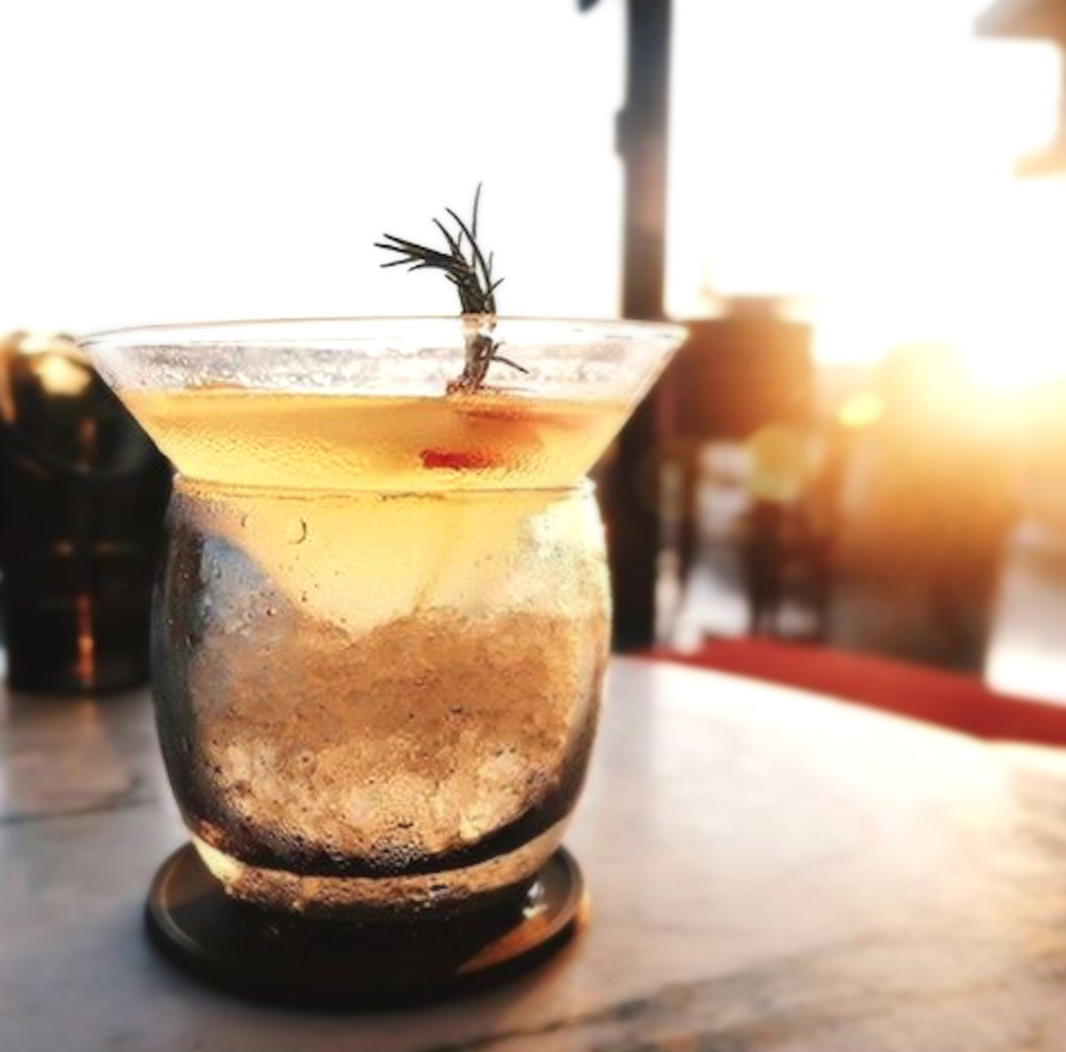 Cloud Lounge Cocktails