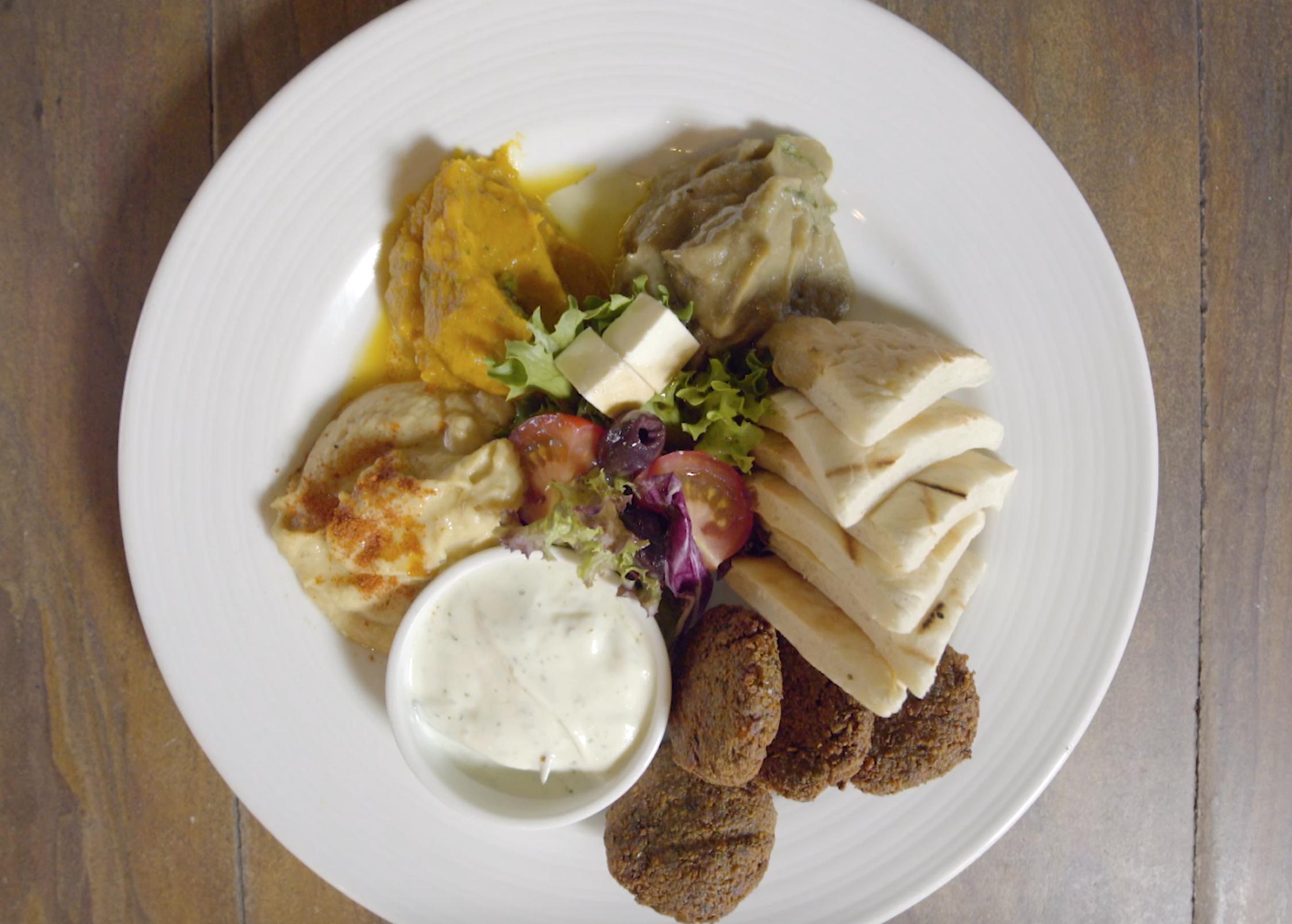Mediterranean-Cuisine-Origin-Sin-venuerific-blog-restaurant-mezze-platter
