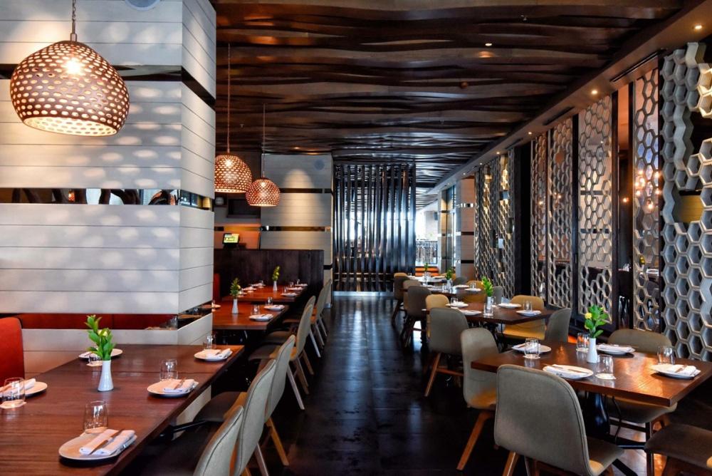 minimalist aesthetics of akira back restaurant