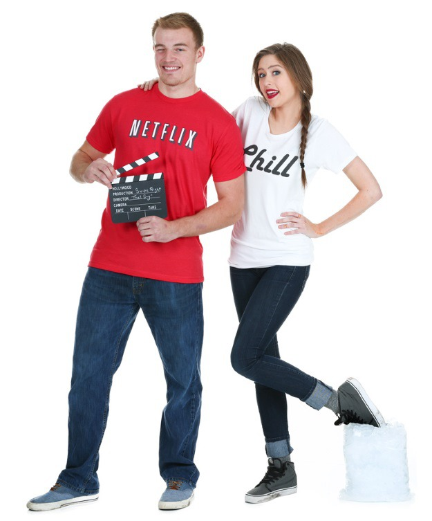 funny-netflix-and-chill-halloween-costume