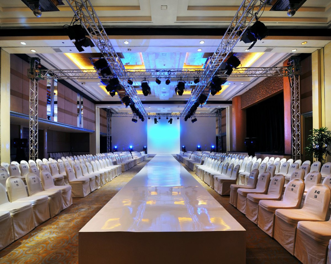 best place for fashion show in jakarta