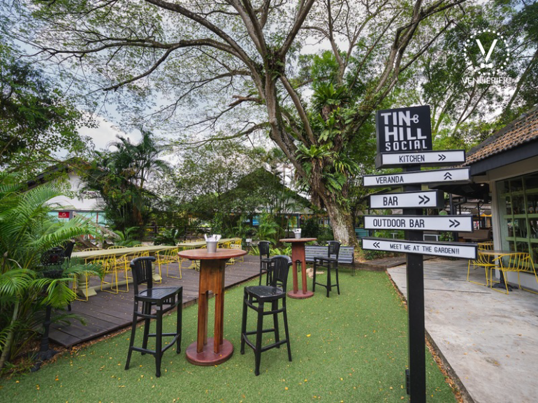 Tin Hill Social Kitchen Bar
